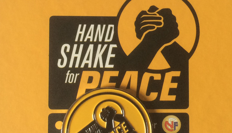 Dropper handshake for trenerne