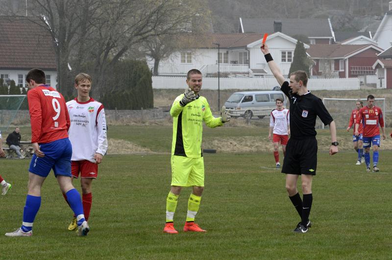 Jon (18) debuterer i 2. divisjon
