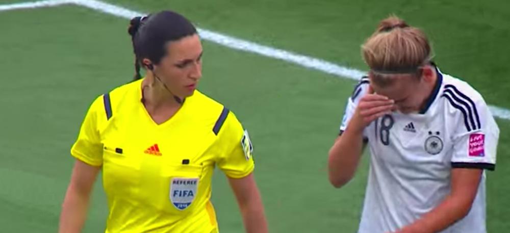 Argentinsk dommer i norsk VM-kamp