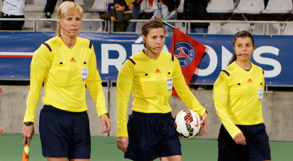 Ukrainsk dommer i VM-finalen