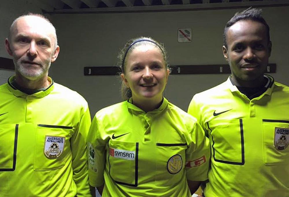 Rangering Akershus Fotballkrets 2016