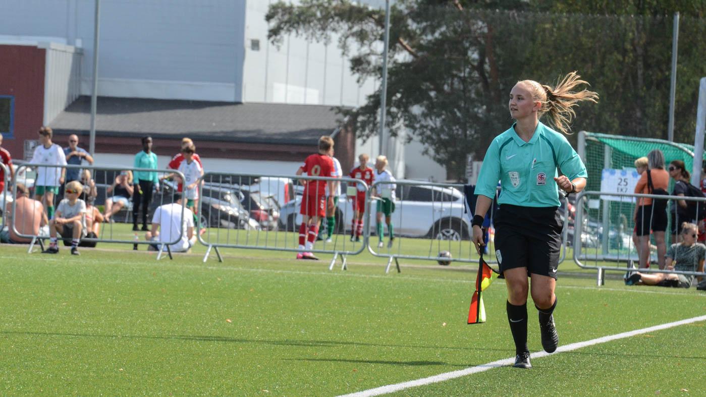 Dommerbilder fra Norway Cup
