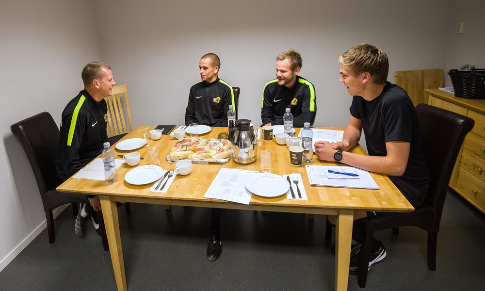 Flere lag med kniven på strupen i Eliteserien