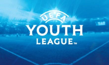 UEFA Youth League 18. og 19. september