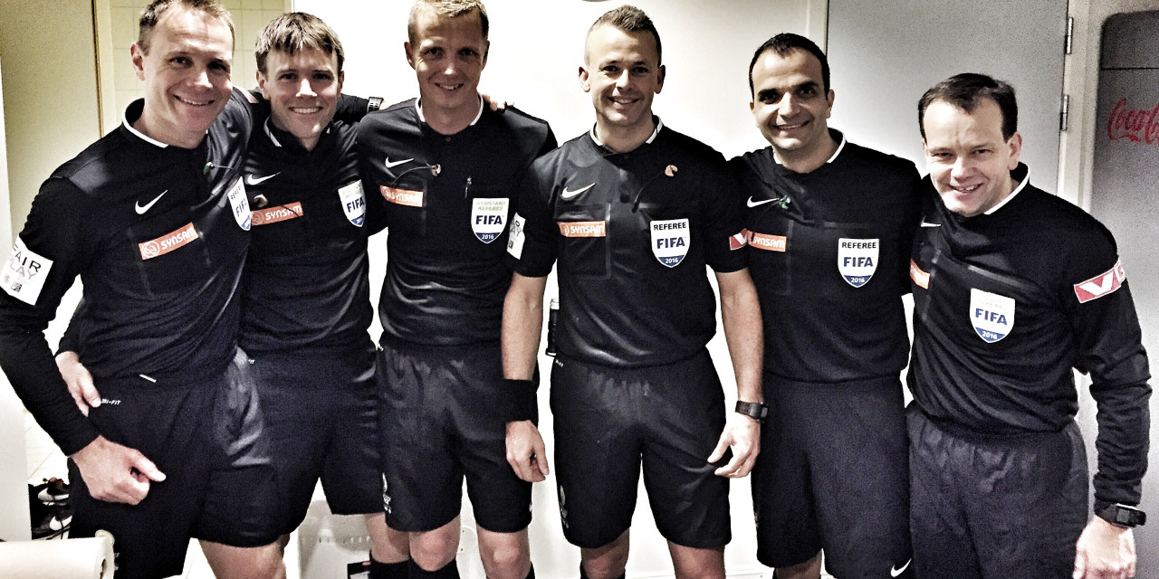 Moens team dømmer Ukraina – Polen