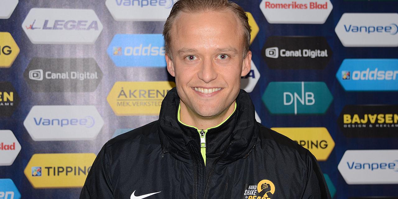 Ola Hobber Nilsen fikk Europaligakamp