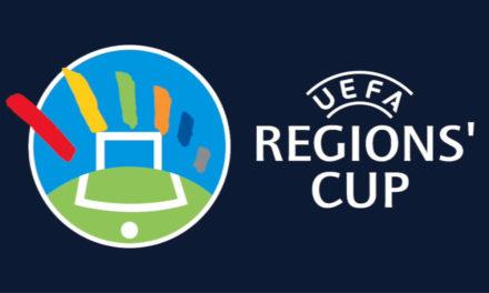Lundby og Grønevik i Regions Cup