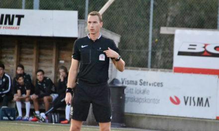 Marius debuterer i OBOS-ligaen