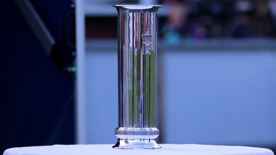 Nervik fikk sin andre cupfinale
