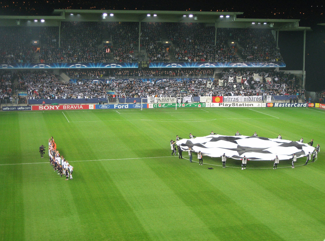 Fransk dommerteam for Rosenborg